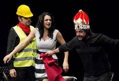 Taranto – Orfeo, Lillo e Greg, buona la prima, successo clamoroso