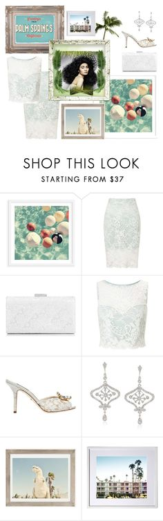 """""""Greetings From Palm Springs"""" by christined1960 ❤ liked on Polyvore featuring Miss Selfridge, Dorothy Perkins, Dolce&Gabbana, Gregg Ruth and Urban Outfitters"""
