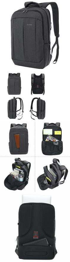 3feb83bd43 Laptop Cases and Bags 31519  17 Inch Laptop Backpack Business Travel Rucksack  School Bag Dark