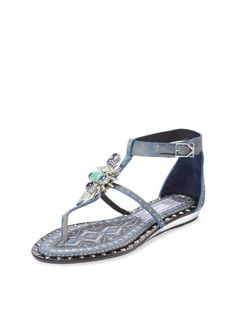 Babel Embellished Sandal by Ivy Kirzhner at Gilt