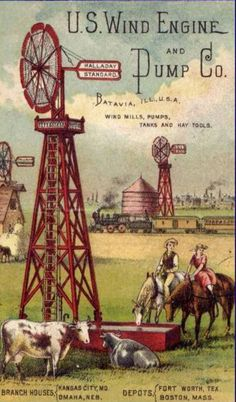 U.S. Wind Engine and Pump Co.