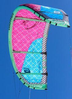 Siren - Cabrinha Kiteboarding 2013 Season #kiteboarding #kitesurfing #extremesports