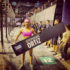 A massive congratulations to Steph Ortiz who dominated her first Regionals over the weekend. Finishing 8th is a massive effort in a world class field - we could not be prouder!! @smortiz87 #thewodlife #twl #twlcrew #crossfit #crossfitaustralia