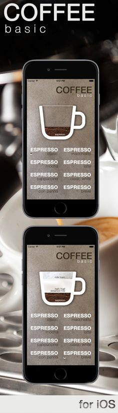 An easy way of making coffee! Coffee basic by GRGA iOS apps&games https://appsto.re/us/IFbF7.i