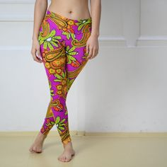 Jungle Collection... Bestseller of 2015... Funny and original yoga wear...