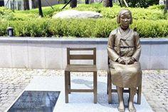 Georgia Town to Install 'Comfort Women' Memorial Canceled by Atlanta Museum - NBC News