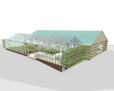 The Cutting Garden, Perch Hill Farm, UK   Ushida Findlay Architects