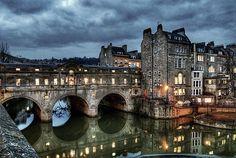 City of Bath, UK