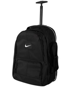 8d845ab7a3 Nike Boys  or Girls  Rolling Backpack Kids - All Kids  Accessories - Macy s