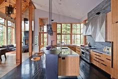Tahoe Ridge House Draws Inspiration from the Unique Architectural Culture Around