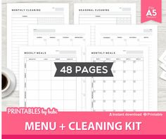 Free Printable Weight Loss Tracker – Instant Download PDF ...
