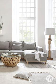 Wunderbar Sonnige Aussichten Für Dein Wohnzimmer! ☀ Wohnzimmerideen Für Dein Zuhause  Mit Massivum