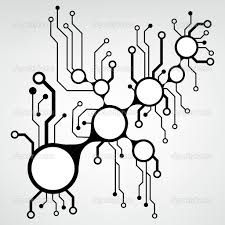 Image result for circuit art