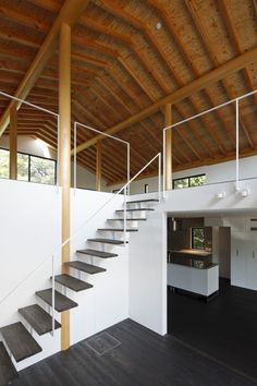 Gallery of T House / Tsushima Design Studio - 5