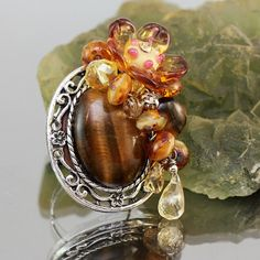 #lampwork #Lampwork #ring #Ring #flower #flowers #glass #Glass #floral #Floral #focal #Focal #sculpture #handmade #jewelry #Handmade #bouquet #Bud #buds #Bead #bead #Beads #beads # unique #beautiful #creative #artisan #summer