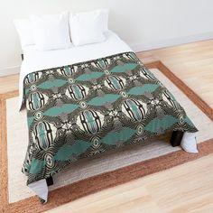 Animal Print Zebra on Turquoise Background Bedroom Comforter Home Decor, Bed Sheets, Duvet Turquoise Background, Bed Sheets, Comforters, Duvet, Toddler Bed, Blanket, Animal, Bedroom, Furniture