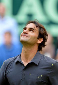 Roger Federer - Halle 2012