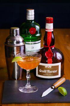 The Sunday Cocktail: Pegu club No. 2