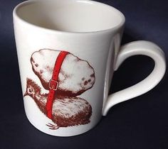 Simon-Drew-For-McLaggan-Smith-Scotland-Coffee-Tea-Mug-Cup-Flightless-Bird-Faith