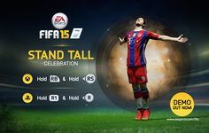 EA Sports Releases FIFA 15 Demo and Provide Celebration Tutorials Fifa 15, World Cup 2014, Fifa World Cup, Upcoming Matches, Ea Sports, Pissed Off, Football, Hack Online, Electronic Art