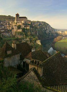 Saint-Cirq-Lapopie, França