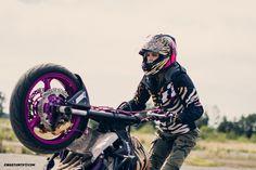No matter what keep it up! #rideamongus #iconmotosports #rideicon #iconshaguar #iconalliancegt #iconmercjacket #kawasaki #ewastunts #motorcycles #ridinggear #girlsonbikes #bikelife #ridingsexy #bikerchick #twowheelslife #girlsridetoo