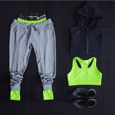 Love this outfit! All your Nike essentials  #Padgram