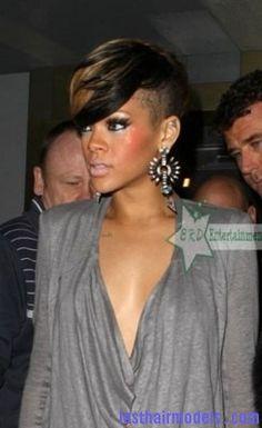 Rihanna is haute