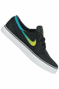 free shipping afb78 d782b Nike SB Zoom Stefan Janoski Leather Schuh (white white wolf grey)
