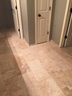 MS International Beige 12 in. x 24 in. Honed Travertine Floor and Wall Tile (8 sq. ft. / case) THDBEIG1224HF at The Home Depot - Mobile