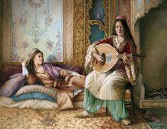 kadın tabloları - Google'da Ara