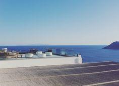 Mykonos view / when your dreams come true