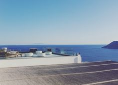 Mykonos view / when your dreams come true