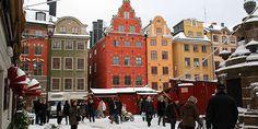 3 Christmas markets in Stockholm - EuroCheapo.com