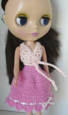 PDF Blythe Petticoat Crochet Pattern in 4 Styles di pinkujane