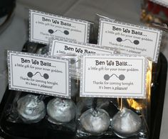 Fifty Shades of Grey -- lots of laughs over this party favor!