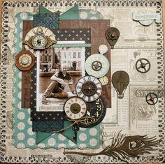 Imaginarium Designs: Romy's August Projects
