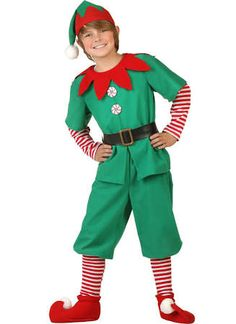 Childs Elf costume - Google Search