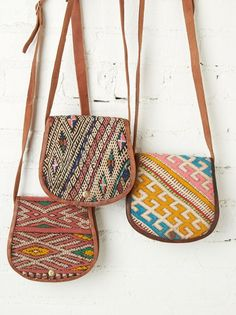 Free People Rocas Carpet Crossbody at Free People Clothing Boutique from Free People. Saved to Bolsas . Looks Style, My Style, Catch, Fashion Merchandising, Merchandising Ideas, Free People Blog, Swagg, Saddle Bags, Passion For Fashion