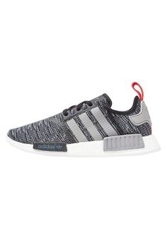 official photos e7f95 a4a20 adidas Originals NMD R1 - Sneakers laag - core black solid grey - Zalando.be