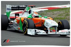 Force India - Adrian Sutil