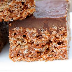 Liv Life: Nutella Rice Krispie Treats