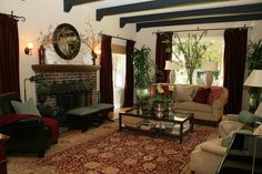 Spanish Style Homes – Lively Splash of The Glory : Spanish Style Homes Modern Picture