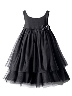 Baby Girl Party Wear With Braces Black is the most attractive color and it has its own charm when it comes to party dresses that prominent in all colors. Get this beautiful dress 👗 for your baby princess 👸 because it's party time. Frocks For Girls, Little Dresses, Little Girl Dresses, Girls Dresses, Cute Dresses, Party Dresses, Little Girl Fashion, Kids Fashion, Girls Party Wear