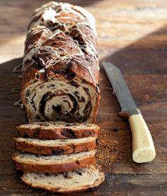 Hot Cross Bun Loaf   Williams-Sonoma Taste