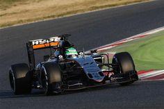 Force India VJM09 - Mercedes