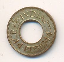 one of my fav coin in my collection. how many of u guys saw this? Buy Gold And Silver, Vintage Vignettes, Coin Auctions, Coin Shop, Coin Design, All Currency, Vintage India, World Coins, Rare Coins