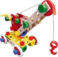 Baufix Crane Construction Kit