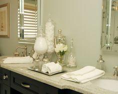 Bathroom Decor - countertop bathroom