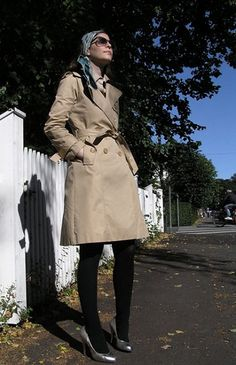 Spring = Trench Coats